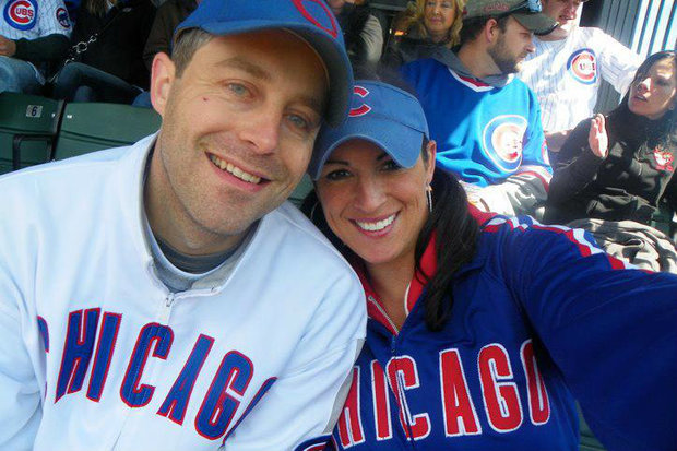 Sports media professionals Sarah Spain and Brad Zibung are getting married in May.