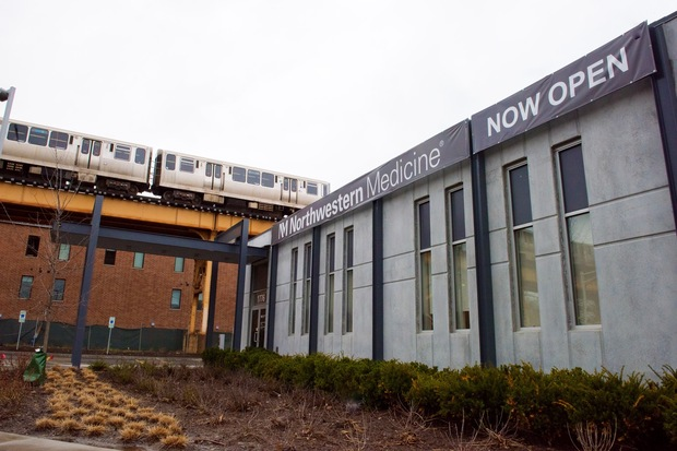Northwestern Docs Along 606 Taking New Patients, Growing