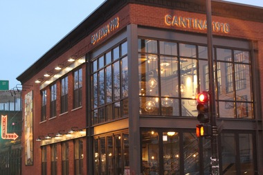 Cantina Nights will be held from 10 p.m.-1 a.m. Thursdays-Saturdays at Cantina 1910.