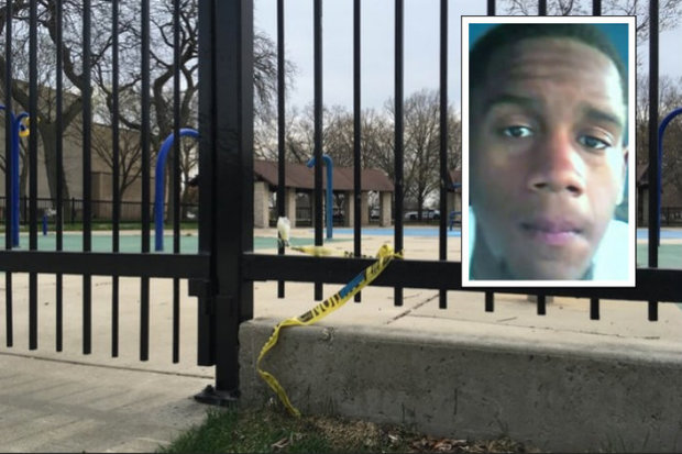 Foster Park in Auburn Gresham was the scene of the late-night murder of Damond Dawson.