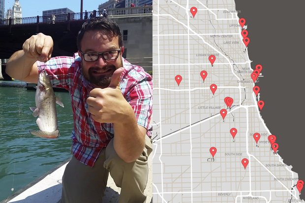 Fishing In Chicago: Where To Go And What You Can Catch (MAP)