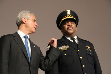 Mayor Rahm Emanuel and Police Supt. Eddie Johnson claim to adopt more than a third of the reforms proposed by the Police Accountability Task Force.