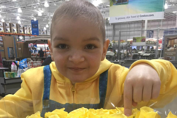 Family Of Boy With Incurable Cancer Trying To Gather 500 Birthday Cards