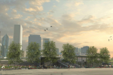 A smaller Maggie Daley Park restaurant received approval from the Plan Commission.