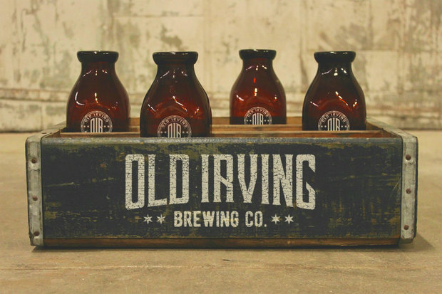 Old Irving Brewing is aiming for a summer opening.