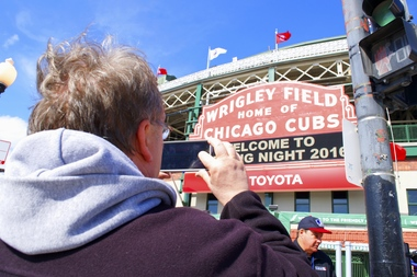 The Cubs are the only Chicago sports franchise that draws tourists to Chicago, said Allen Sanderson, a senior lecturer in the economics department at the University of Chicago.