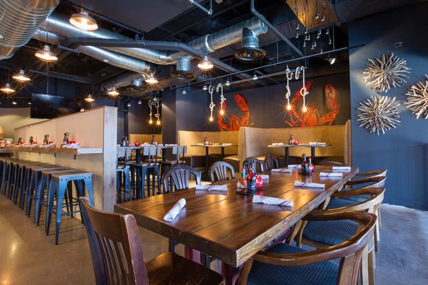 Inside Lobster Paradise Smack Shack, Opening Thursday in ...