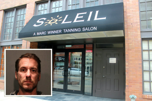 Accused serial rapist marc winner could be free soon after for Soleil tanning salon