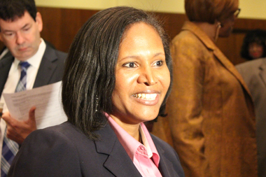 Sophia King has been appointed to fill the 4th Ward seat of former Ald. Will Burns.
