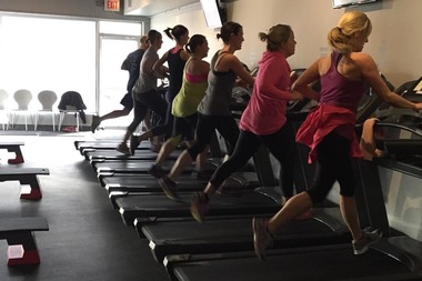Treadfit, a gym that provides combination treadmill and strength-training workouts, will move to a larger location at 10458 S. Western Ave. in Beverly.