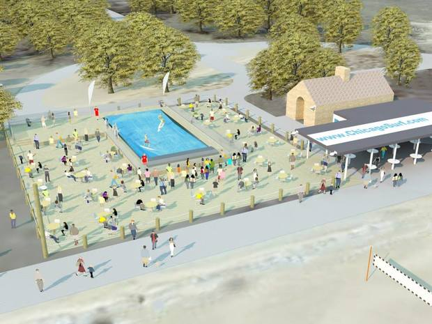 Chicago Surf won't be looking for new locations for its surf park unless people speak out.