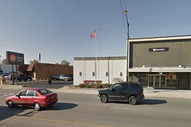 police shoot man during archer heights bank robbery