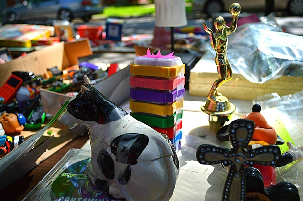 The 22nd Annual Edgewater Yard Sale takes place June 3 from 9 a.m.-4 p.m. and will feature over 200 households, plus businesses and non-profits.