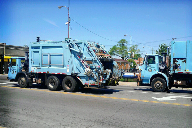 As Chicago rolled out its new garbage collection fee in April, property owners braced for heftier utility bills.