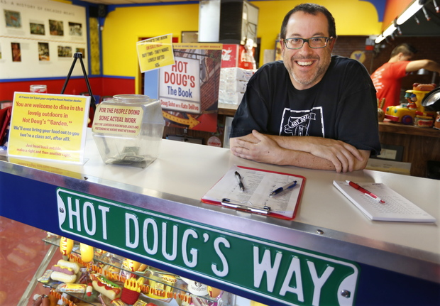 Tickets to Dog Dayz of Summer, a weekend tribute to Hot Doug's sausages, are now on sale.