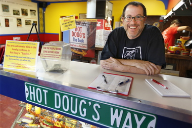 Doug Sohn's weekend o' sausage Dog Dayz of Summer in Humboldt Park has been canceled.