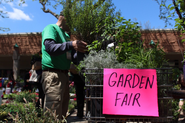 The Hyde Park Garden Fair kicks off Friday and continues on Saturday.