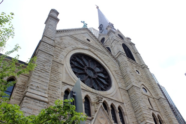 Holy Name Cathedral, 735 N. State St.
