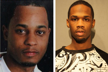 Javan Boyd (l.) was gunned down while waiting for a fare in 2014. Courtney Ealy (r.) was sentenced Monday to 38 years in prison.