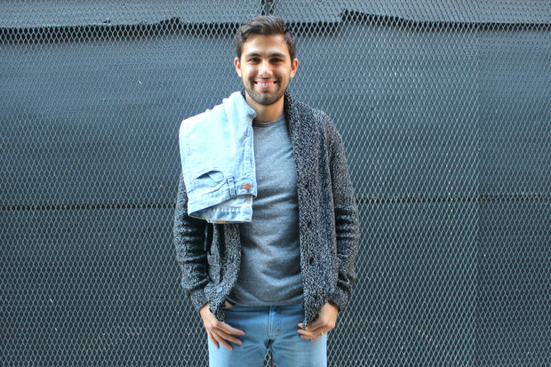 In the quest to design a comfortable slim-fit jean for men, West Loop resident Leo Tropeano launched Mugsy Jeans.