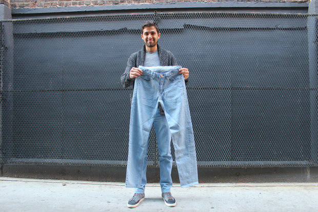 West Loop Man S Slim Fit Mugsy Jeans Gives Guys The