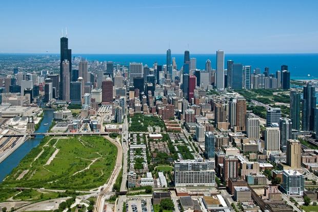 Downtown Keeps Growing As Rest Of Chicago Shrinks