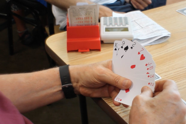 The Chicago Duplicate Bridge Club is home to passionate players from across the city.