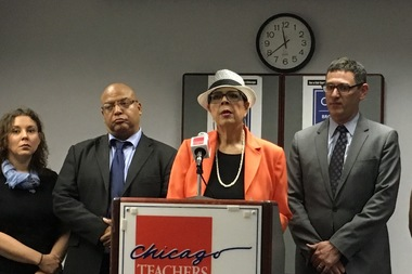 The Chicago Teachers Union leaders have criticized CPS officials for considering ending the school year 20 days early.