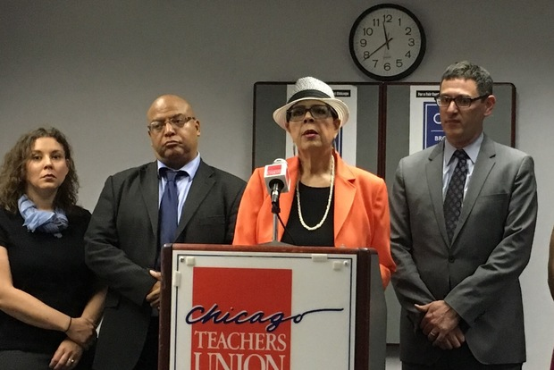 The Chicago Teachers Union blasted CPS CEO Forrest Claypool for suggesting schools will not open without a state budget deal.