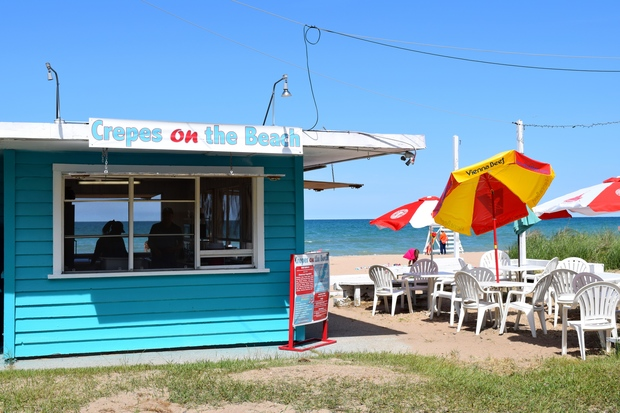 Crepes On The Beach Replaced Heartland By Lake Owned Café After It Decided Not To Open Last Year Manager Said