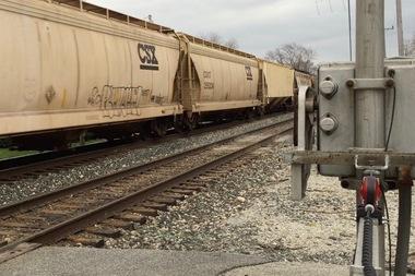 Blocked Railroad Crossings in 19th Ward Are Unacceptable