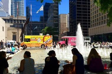 Willis Tower Food Truck Fest