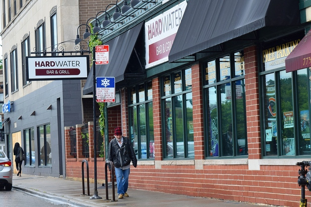 Hard Water Bar and Grill is slated to close soon, one of its owners announced Tuesday.