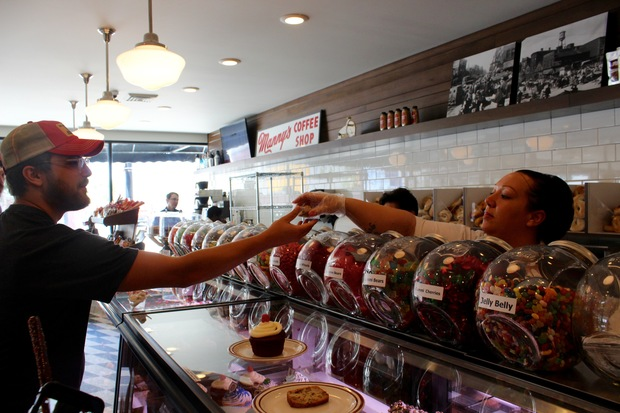 The historic restaurant is opening a new deli next door with lots of Lox and sweets.