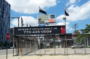Integrity of Chicago, a used car lot at 1133 N. Ashland Ave., has closed.