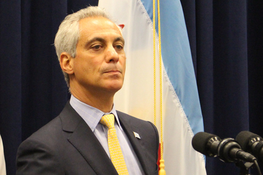 From Anita Alvarez losing and Troy LaRaviere winning to the rising murder rate and the loss of the Lucas Museum, Mayor Rahm Emanuel has suffered a string of setbacks going into last year.