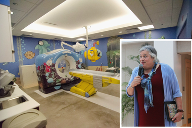 Jennifer Pritzker's Tawani Foundation made a $1 million commitment to Lurie Children's Hospital's gender program.