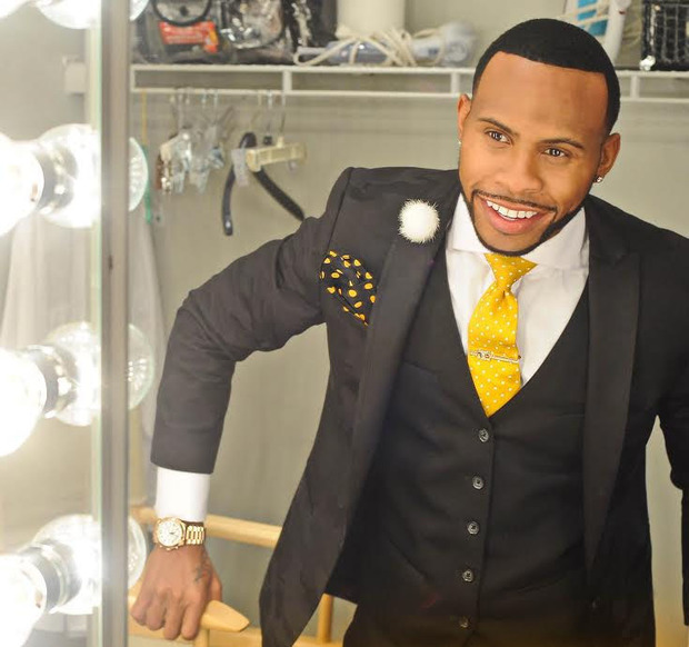 Sam Sparks became Steve Harvey's assistant stylist and his mentee in late 2013 after a few interactions.