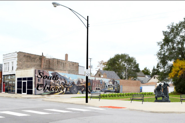 South Chicago leaders are working on a plan to revitalize the South Chicago business district.