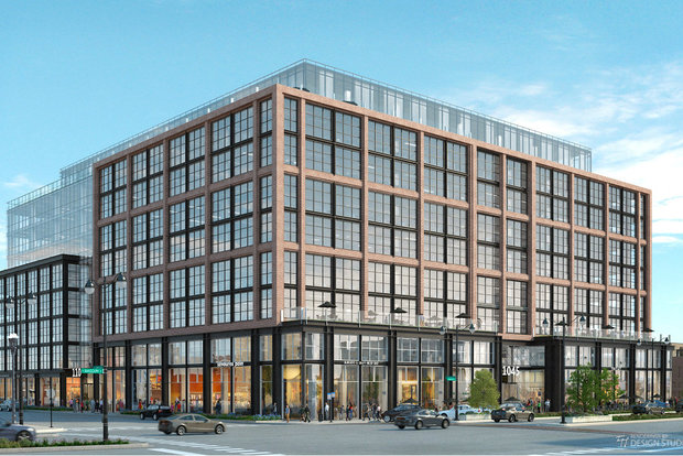 Developer Sterling Bay plans to build a new nine-story building, the future home of McDonald's corporate headquarters, on the former Harpo Studios campus in the West Loop.