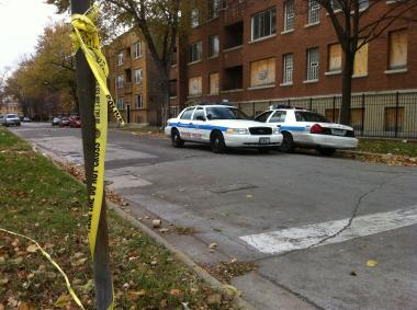 A 17-year-old boy was shot in the shoulder Sunday afternoon in West Pullman, police said. (File photo).