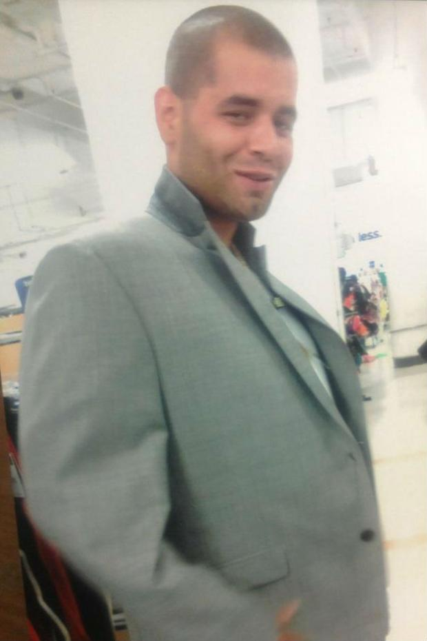 Noah Cruz, 30, was fatally shot Aug. 25 at 31st and Wallace streets in Bridgeport while helping a friend move.