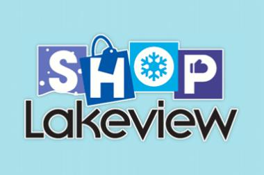 The Shop Lakeview program is aimed at getting locals shopping locally during the holidays.