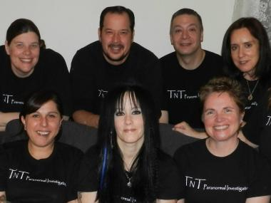 Part of the investigations team with TNT Paranormal. The group will be hosting a Ghist Hunting 101 session at the McKinley Park branch of the Chicago Public Library.