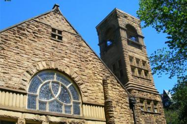 Lincoln Park Presbyterian Church plays host to Kevin Coval's citywide book tour for