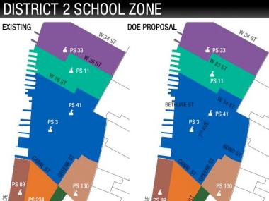 Downtown And Ues School Rezoning Plan Approved By Education Council