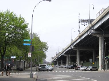 The Williamsburg Bridge will get a mock tollbooth Tuesday in an effort to raise awareness for lost infrastructure costs.