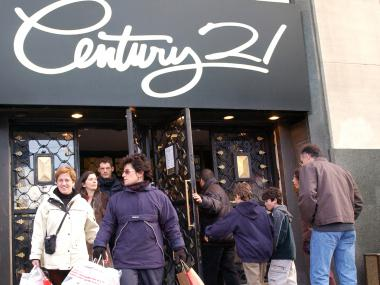 Fashion discounter Century 21 plans a major expansion downtown, and a new store on the Upper West Side.