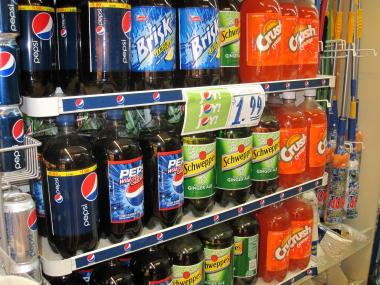 Sugary sodas are the subject of heated debate