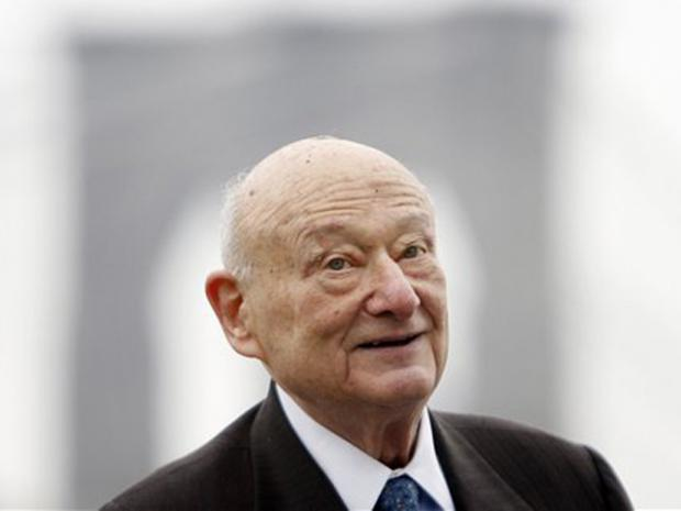 Former Mayor Ed Koch has died at the age of 88